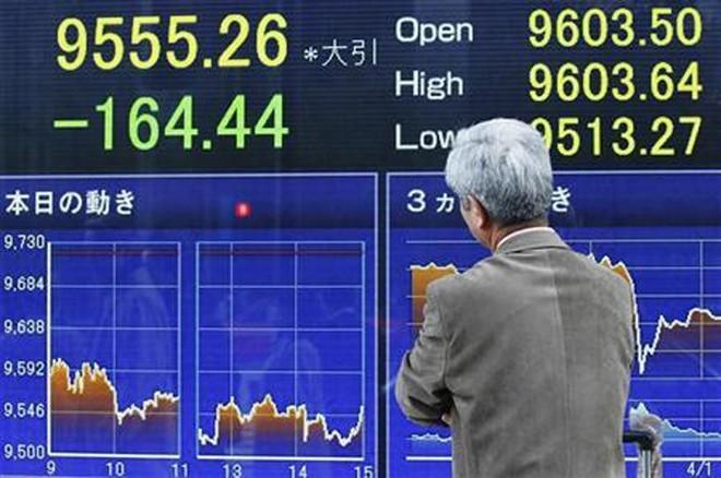 الأسهم اليابانية - أرشيفية