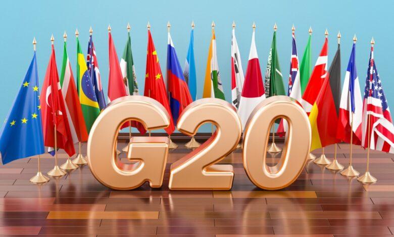 قمة قادة دول مجموعة العشرين