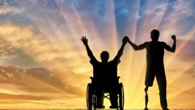 ذوي الهمم أصحاب الهمم ذوي الإعاقة ذوي الاحتياجات الخاصة