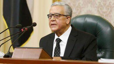 حنفي جبالي رئيس البرلمان المصري المصري
