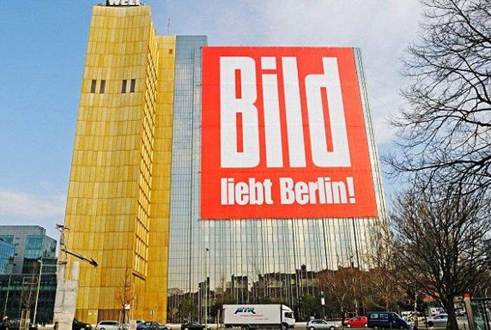 صحيفة بيلد الألمانية