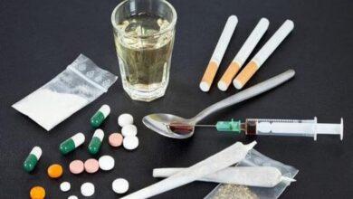 إدمان تعاطي المخدرات