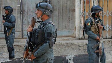 الشرطة في أفغانستان
