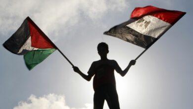 مصر وفلسطين - فلسطين ومصر