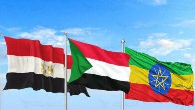 مصر والسودان وإثيوبيا